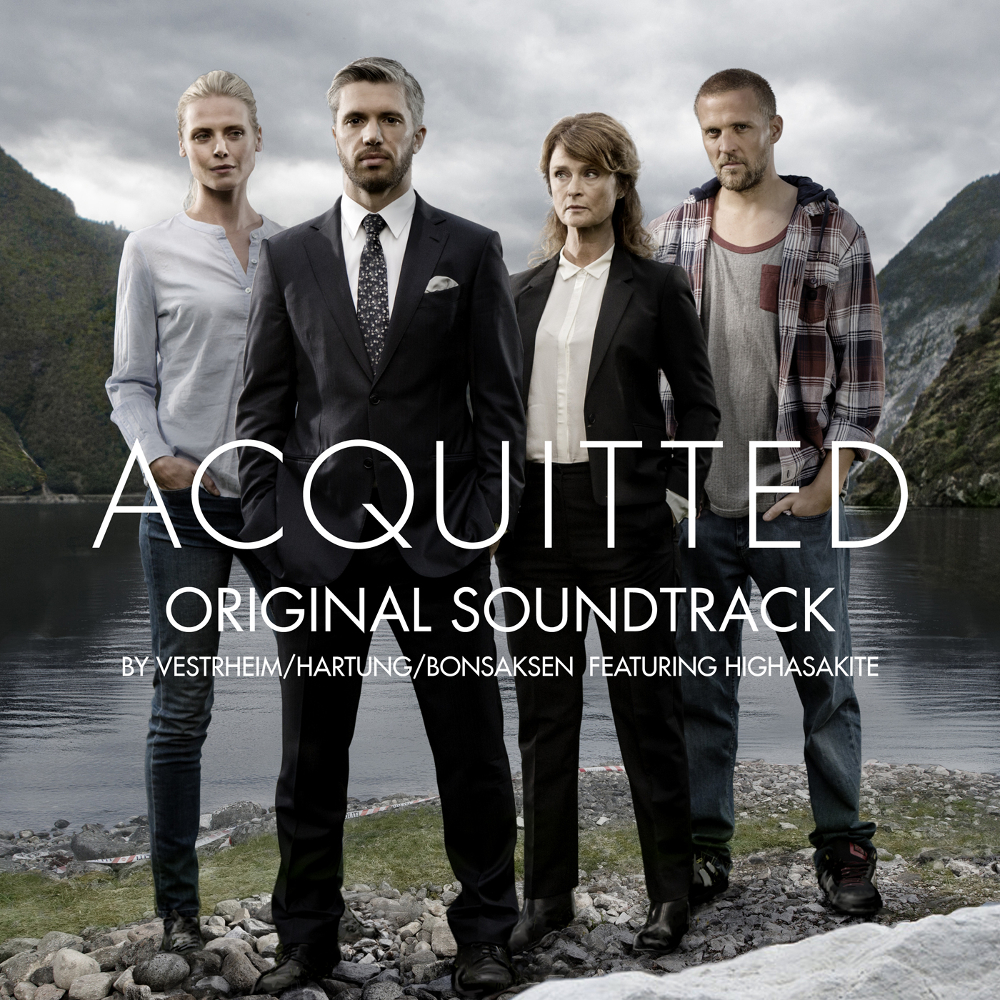 Frikjent/Acquitted - Tv series, original soundtrack